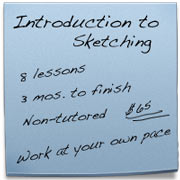 introduction to sketching open