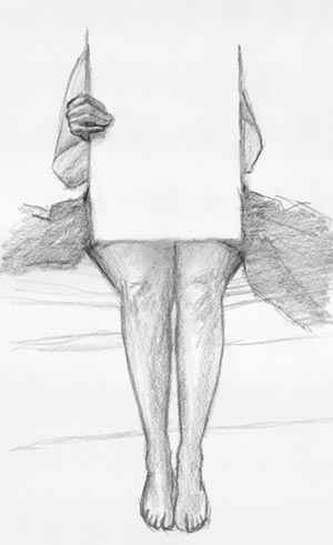 Figure Drawing for Artists Who Don't Have a Figure – Carol's