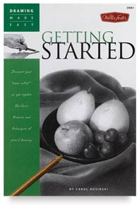 Drawing Made Easy Getting Started By Carol Rosinski